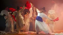 "Festival teatro a mil traerá la obra coreana ""The Tempest"""