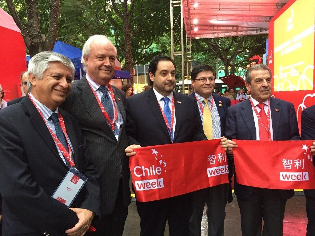 Chile y el Asia Pacífico: los hitos del 2015