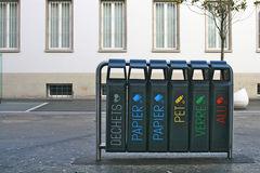 Políticas públicas pro reciclaje hacen de Suiza un país líder en la materia