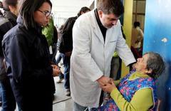 Entrevista con el Subsecretario de Salud Pública, Dr. Jaime Burrows Oyarzún