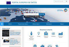 European Data Portal - El Portal de Datos Abiertos de la Unión Europea