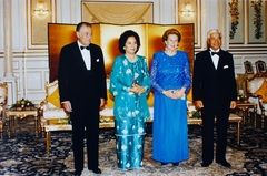 Visita a Malasia del presidente Patricio Aylwin en 1992 abrió posibilidad de ingresar a la Apec