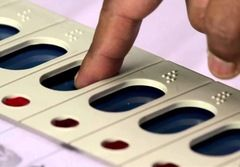 Voto electrónico en India: adaptación con tecnología de bajo costo
