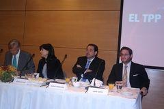 Seminario de Icare sobre el TPP reunió a especialistas del sector público y privado