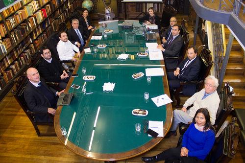 Mesa de análisis organizada por la BCN discutió sobre el capítulo de propiedad intelectual del TPP