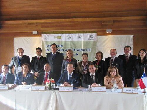 Comisión Interparlamentaria destacó el rol del Legislativo en el desarrollo de la Alianza del Pacífico