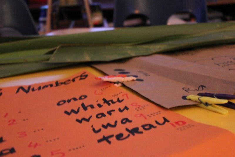 El reconocimiento de la lengua indígena en el sistema de educación neozelandés