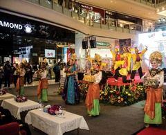 El papel de los centros comerciales en la política turística de Malasia