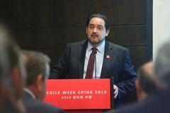 """Andrés Rebolledo y el Chile Week: """"Es importante mostrar nuestra oferta exportable distinta a la minería"""""""