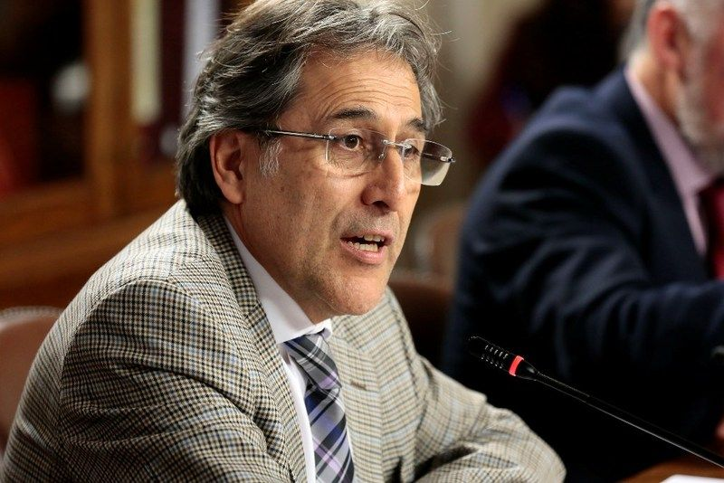Diputado Miguel Ángel Alvarado comentó el modelo de gestión del agua en Singapur