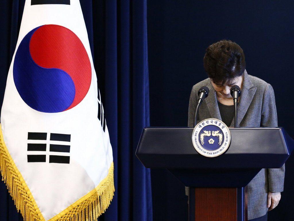Corea del Sur sin la presidenta Park Geun-Hye y el posible nuevo escenario político