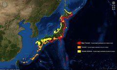El sistema de predicción de tsunamis en tiempo real que Chile podría importar de Japón