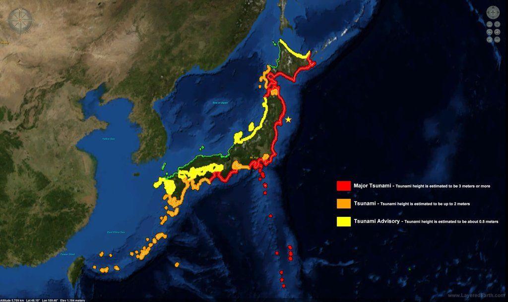 xxx El sistema de predicción de tsunamis en tiempo real que Chile podría  importar de Japón 016644b8f36cb