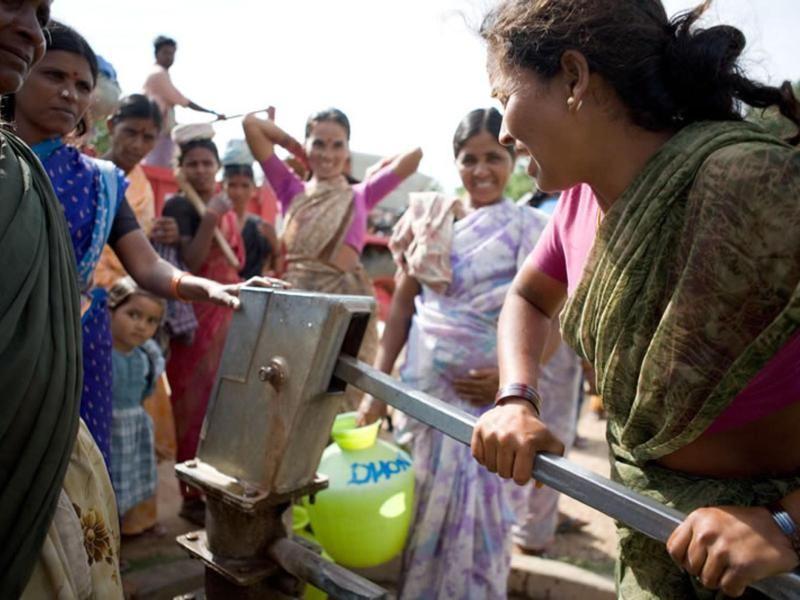 Anantapur: el caso de gestión comunitaria del agua que salvó su agricultura local
