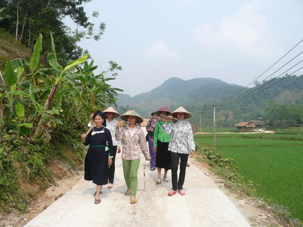 Igualdad de género en Vietnam:  De una estrategia nacional a un modelo global