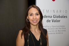 """Paulina Nazal: """"Asean puede aportar a la Alianza del Pacífico en el desarrollo de cadenas globales de valor"""""""
