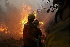 La ayuda de los países asiáticos a Chile por los incendios forestales