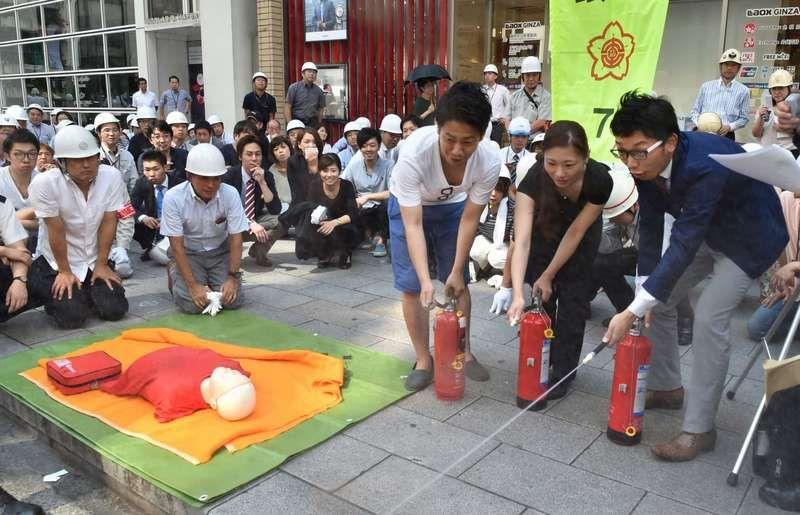 El papel de los municipios y las redes sociales en el manejo de emergencias en Japón
