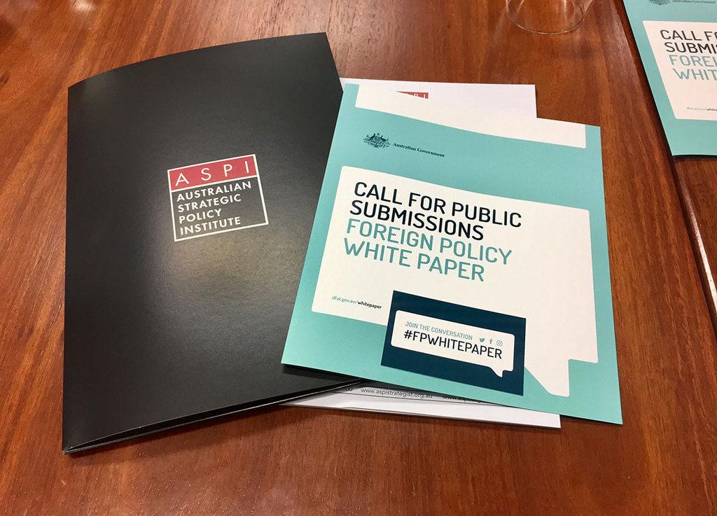 El nuevo Libro Blanco de Política Exterior de Australia que se construye mediante consulta ciudadana