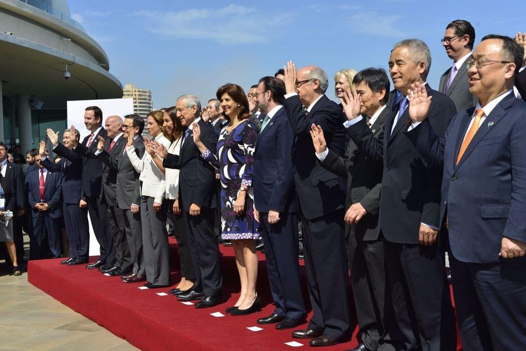 Miembros de la Alianza del Pacífico y países del Asia reivindicaron necesidad de integración
