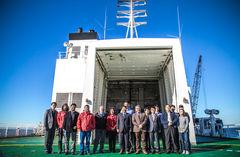 Subdirector del INACH evaluó la labor de centro antártico Chile-Corea