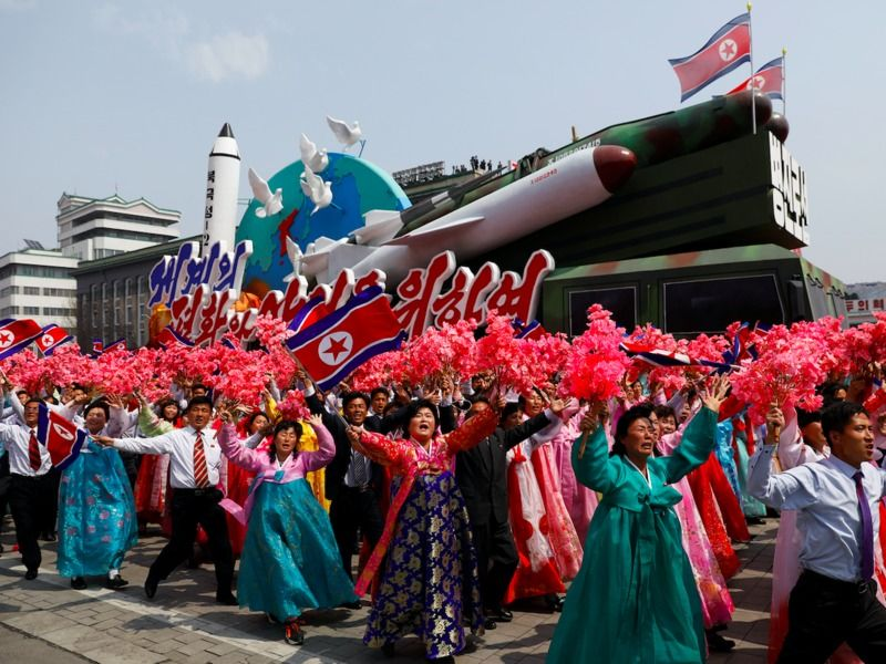La tensión de los misiles que genera incertidumbre en la península coreana