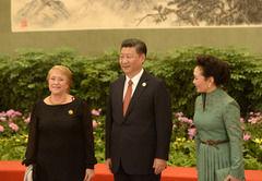 Chile y el Asia Pacífico: los hitos más relevantes durante 2017