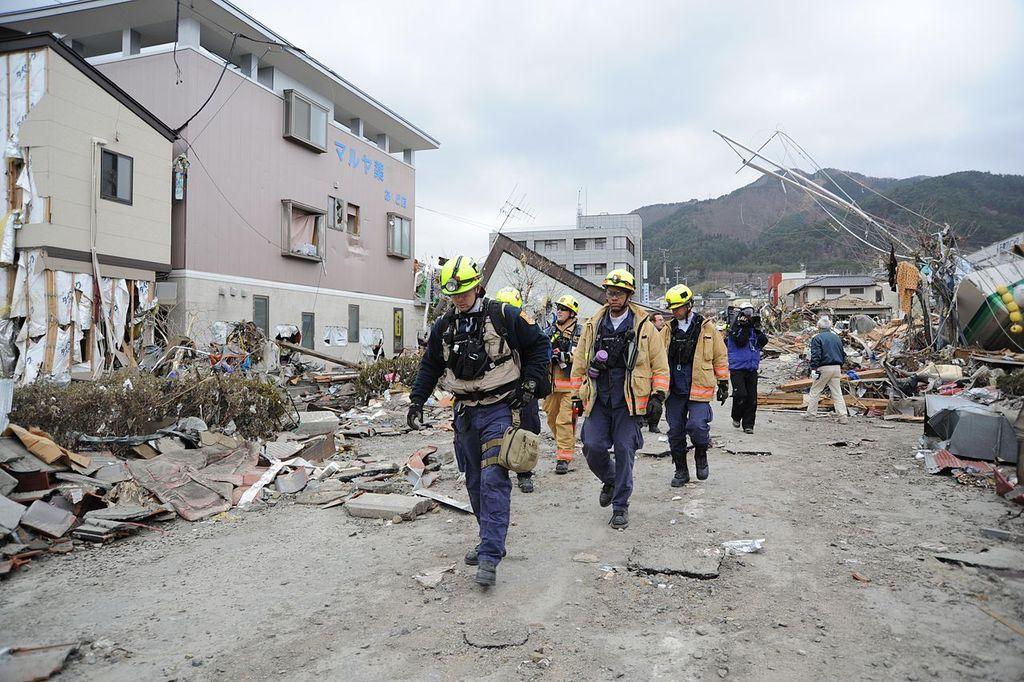 El papel de las comunidades en el manejo de desastres en Japón