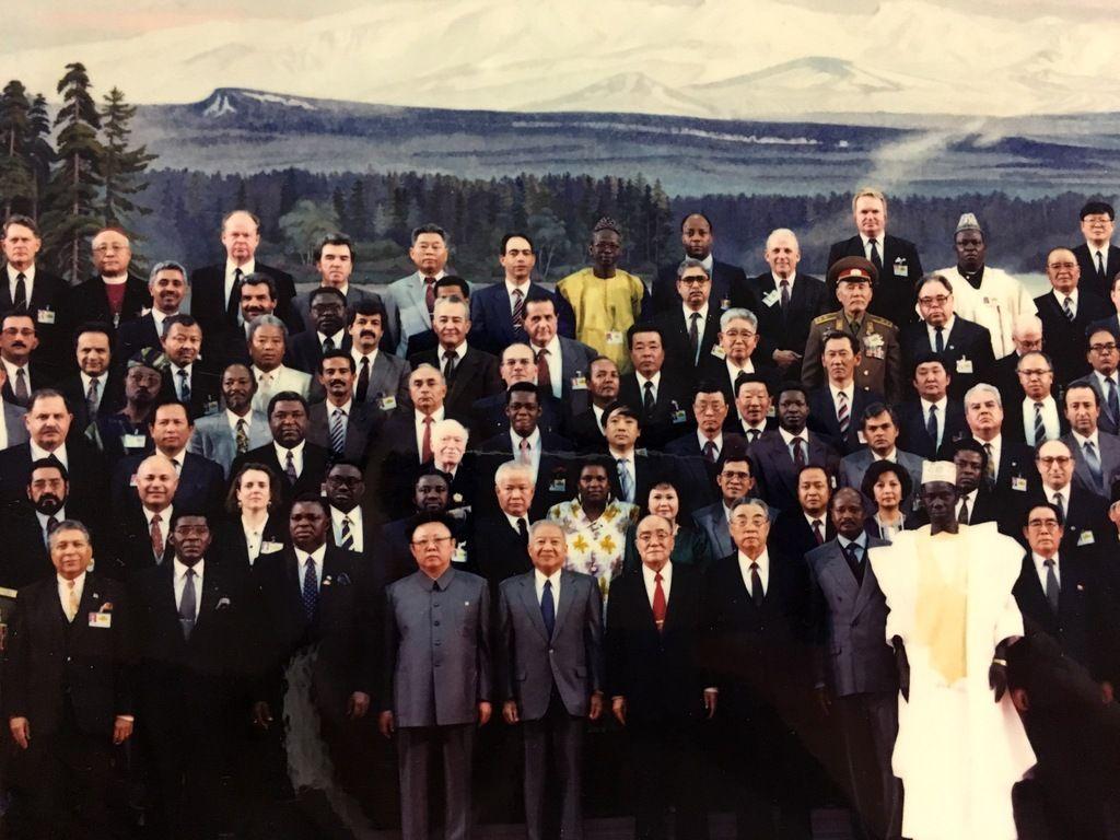 Imagen de la nota Arturo Aylwin relató su experiencia con Kim Il Sung en Corea del Norte