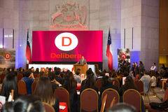 Este 10 de octubre se desarrollará la décima final nacional del Torneo Delibera