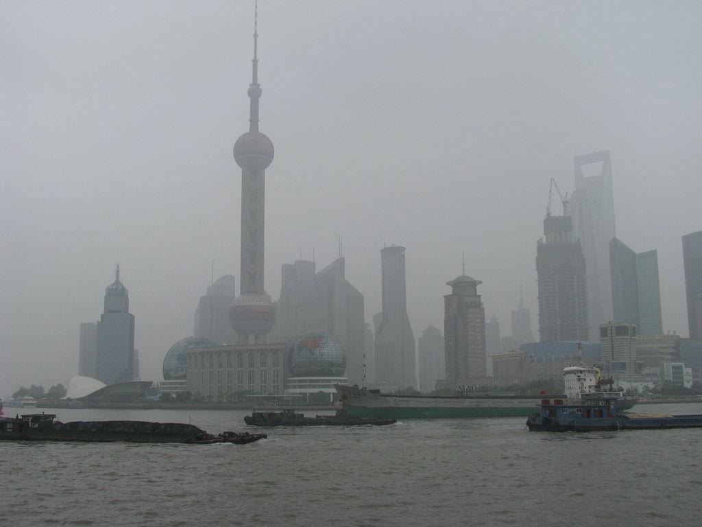 Imagen de la nota La contaminación del aire en Asia Pacífico y las medidas para reducir la polución