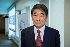 """Yukio Okamoto: """"Vamos hacia una democracia más robusta gracias a las nuevas tecnologías"""""""