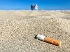 Las medidas que tomó Tailandia para eliminar las colillas de cigarros en sus playas