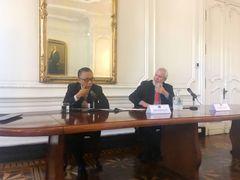 Embajador Xu Bu explicó principios que rigen la Política Exterior de China