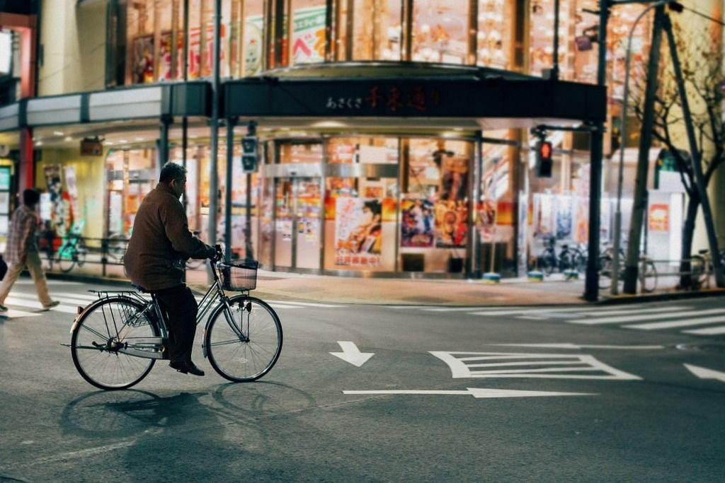 Ciclismo urbano en Tokio: respeto, inclusión y reglas claras
