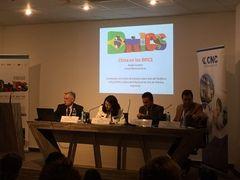 Seminario internacional discutió el rol de China e India en los Brics