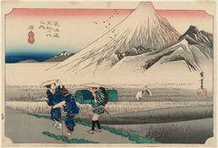 Museo de Bellas Artes exhibe colección de estampas y pinturas japonesas