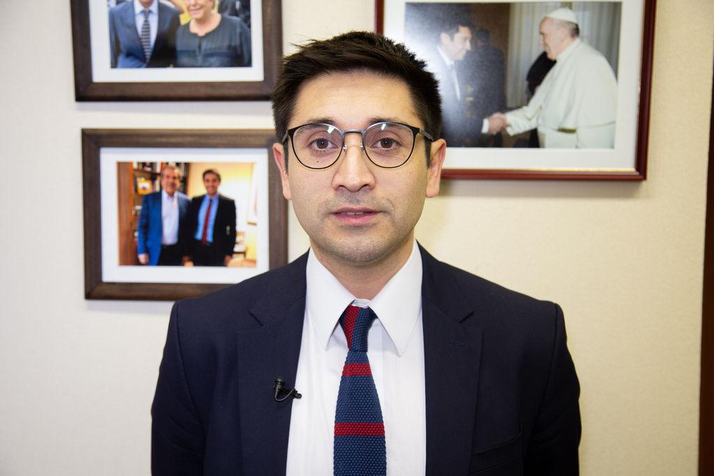 Imagen de la nota Diputado Miguel Ángel Calisto comentó importancia de discutir sobre la certificación sanitaria digital