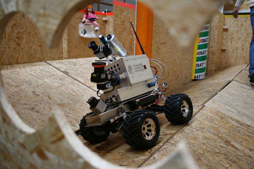 Imagen de la nota Corea del Sur potencia el desarrollo de la robótica en servicios
