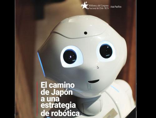 Nueva publicación de la BCN aborda experiencia de robótica en Japón