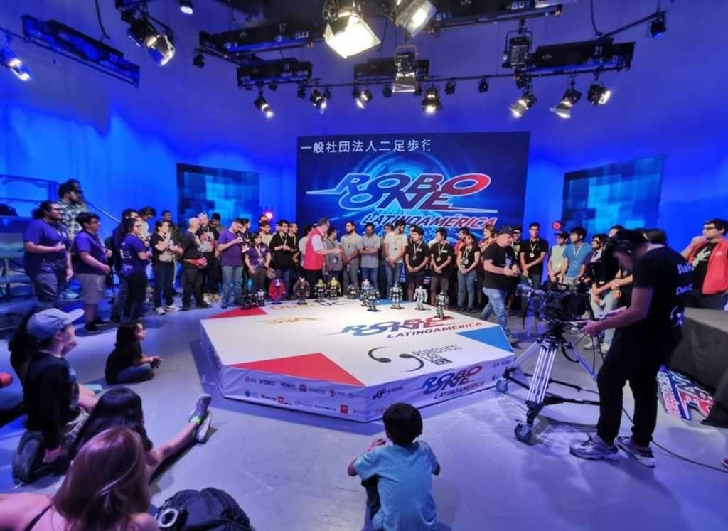 Robo One Latinoamérica culminó con evaluación máxima
