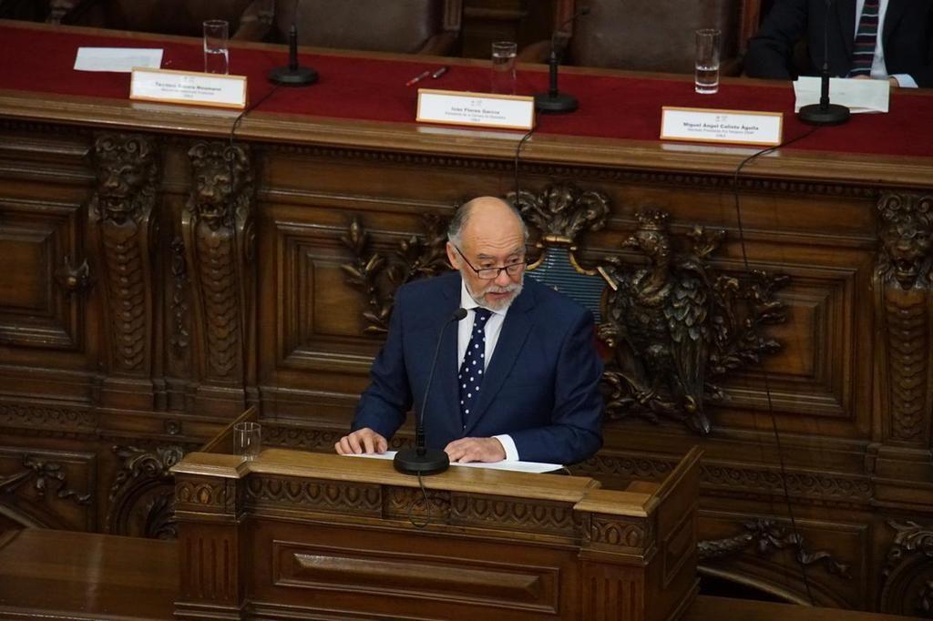 Imagen de la nota Presidente de la Cámara de Diputados valoró XI Sesión de la Cisap