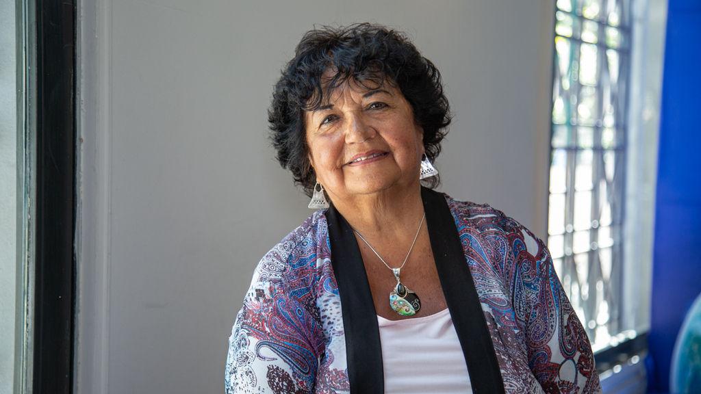 """Dora Barrancos: """"No solo en Asia, la violencia patriarcal está arraigada en todas las sociedades"""""""