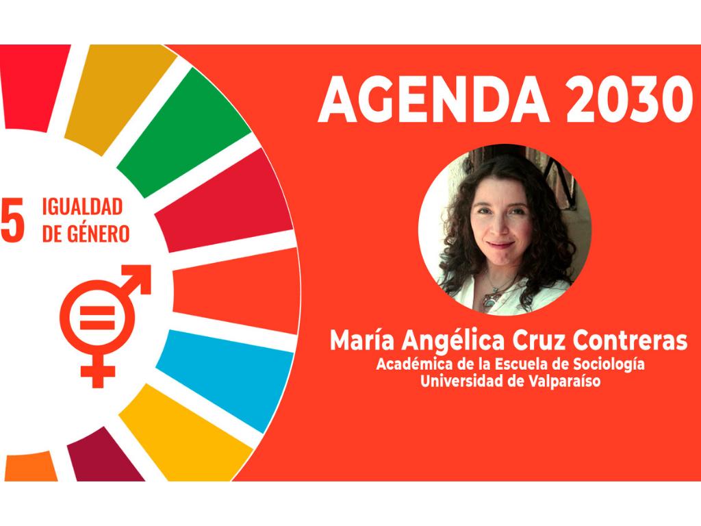 """Imagen de la nota María Angélica Cruz: """"La formación en igualdad de género debería iniciarse en pre-básica"""""""