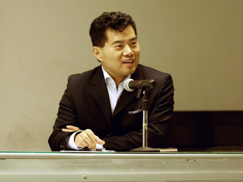 """Sun Xintang: """"Seguiremos trabajando por el intercambio cultural entre China y Latinoamérica"""""""