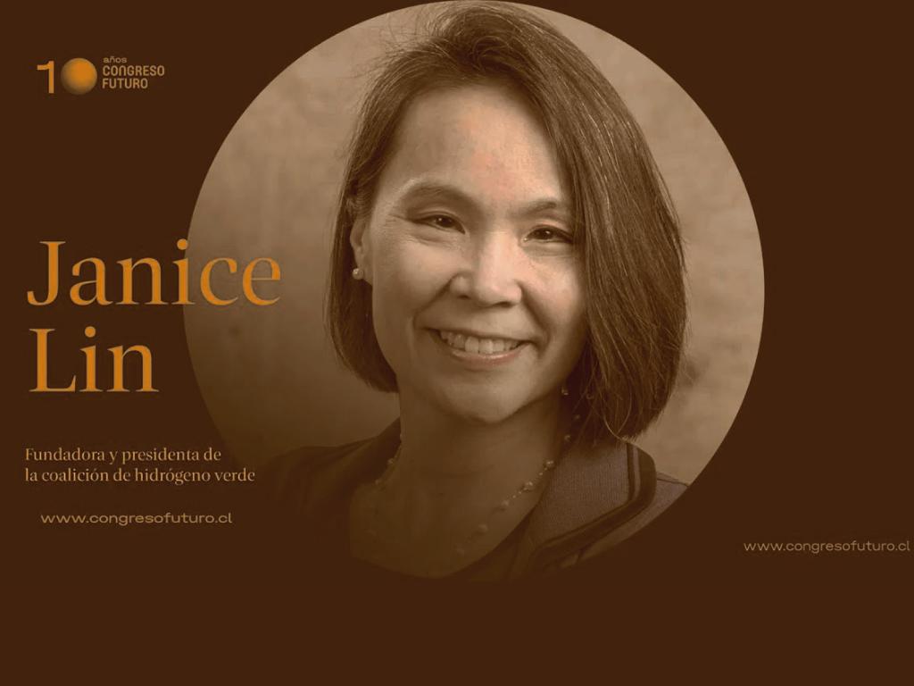 """Janice Lin: """"En cualquier lugar con una interconexión eléctrica podría producirse hidrógeno verde"""""""