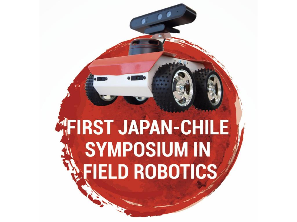 Imagen de la nota Primer simposio de robótica de campo abordó el estado actual en Japón y Chile