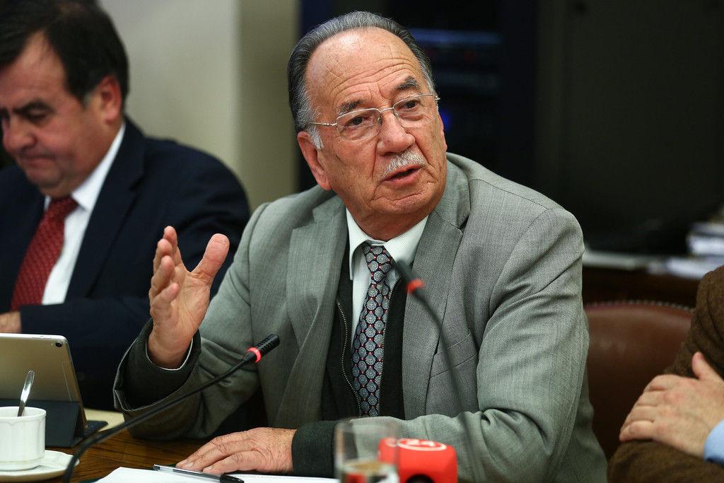 """Imagen de la nota Diputado José Pérez Arriagada: """"Necesitamos asegurar que no bajará la producción de alimentos"""""""