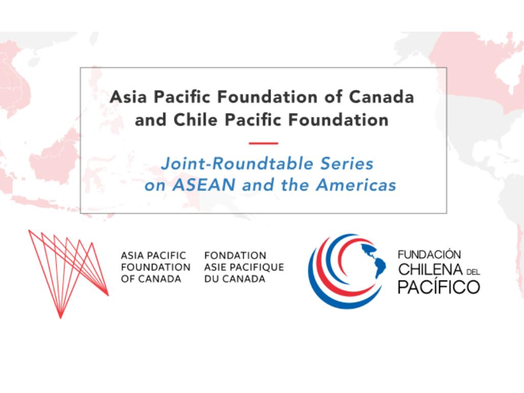 Encuentros entre Chile y Canadá analizaron oportunidades del CPTPP en Asean