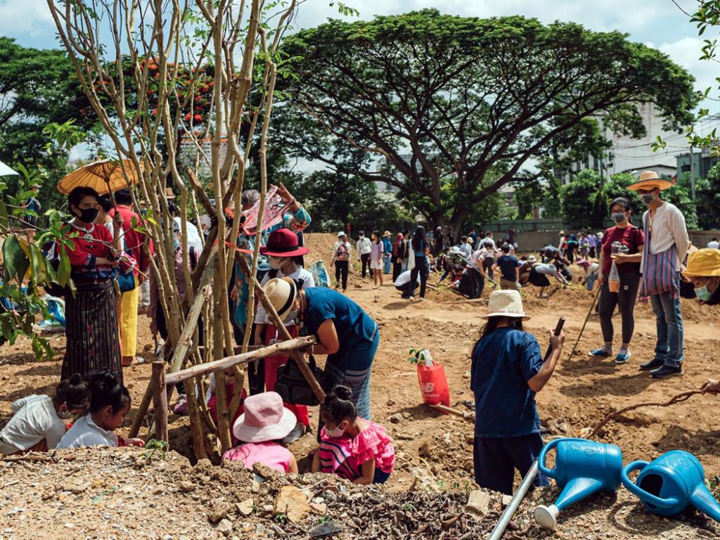 Imagen de la nota El huerto urbano de Chiang Mai que contribuye en la reducción del hambre en el norte de Tailandia
